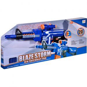 BLAZE STORM puška sa mekanim metkovima - 73 cm