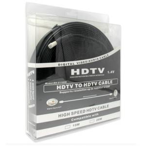 HDMI kabal na HDMI 20m FLAT crni 2