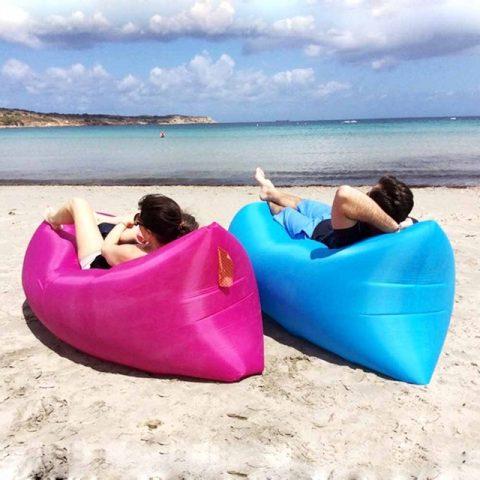 Lazy Bag na naduvavanje - Vazdusni krevet - NOVO 1