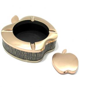 Pepeljara apple + upaljac zlatna