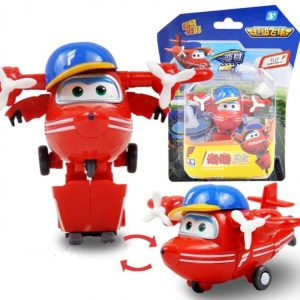 SUPER WINGS Transforming - Super Krila JETT - NOVO 1