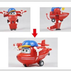 SUPER WINGS Transforming - Super Krila JETT - NOVO 2