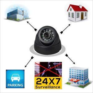 Sigurnosna kućna kamera -DVR Dome