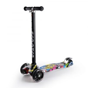 Trotinet Scooter 21st HIP HOP nosivosti 60kg - NOVO 1