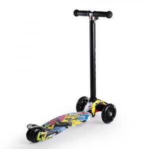 Trotinet Scooter 21st HIP HOP nosivosti 60kg - NOVO 2