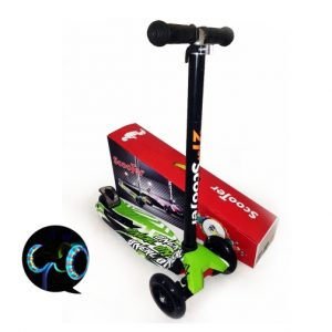 Trotinet Scooter 21st ONEAL nosivosti 60kg - NOVO 1