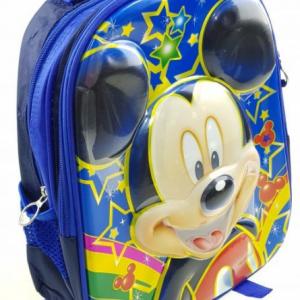 3D Ranac Mickey Mouse za vrtic - predskolsko
