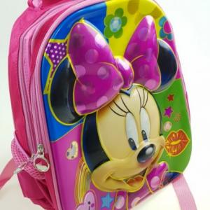 3D Ranac Minnie Mouse za vrtic - predskolsko