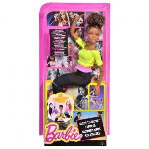 Barbika AMERICAN MOVES