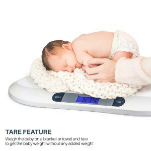 Digitalna vaga za bebe - NOVO 5