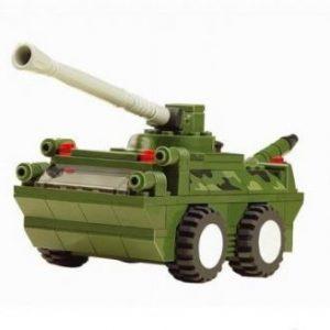 LEGO set Military Bricks - TENK 2