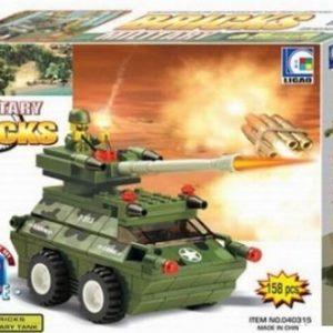 LEGO set Military Bricks - TENK