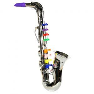 Saksofon igračka za decu - 37 cm