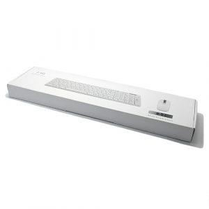 Tastatura+mis COMBO beli bezicni sa zastitom 2