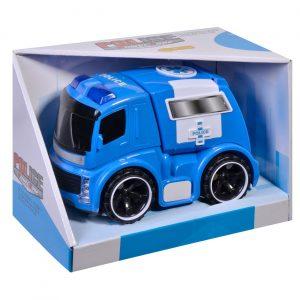 Edukativna igračka - Policijski kamion