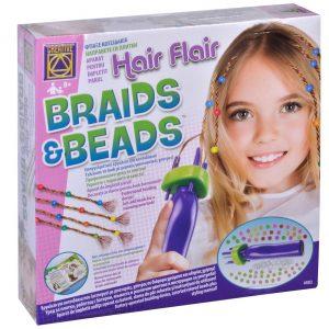 HAIR FLAIR - profesionalni alata za pravljenje kikica