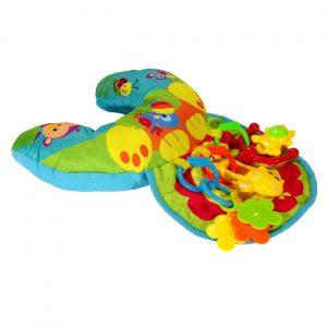 Jastuče sa igračkama za bebe