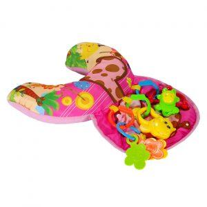 Jastuče sa igračkama za bebe - model 2