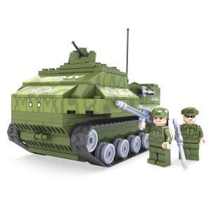 Kockice za sklapanje - Tenk