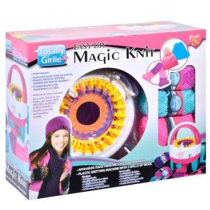 Magična mašina za pletenje - igračka