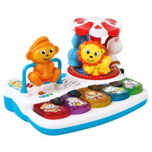 Muzička igračka sa životinjama