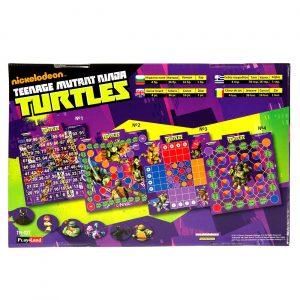 Nindža kornjače - 5u1 društvene igre 2