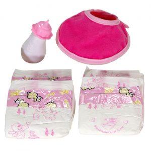 Oprema za bebe - set