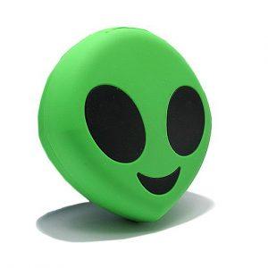 Power Bank EMOJI 2200mAh alien zeleni