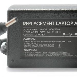 Punjac za laptop za AC 19V 3.5A 3.0x1.1 AC07350A 2