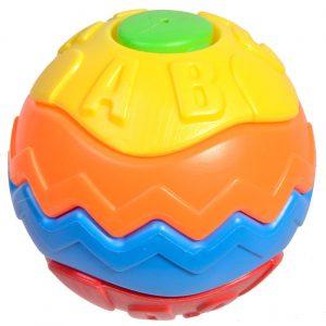 Puzle plastična lopta - 14 cm