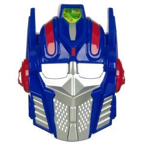 Robot plava maska sa zvučnim i svetlosnim efektima