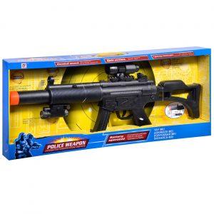 SWAT puška na baterije