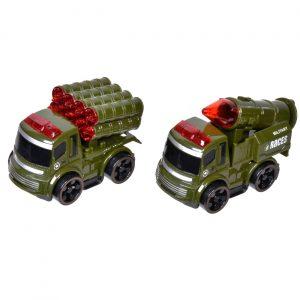 Vojni kamion sa raketama
