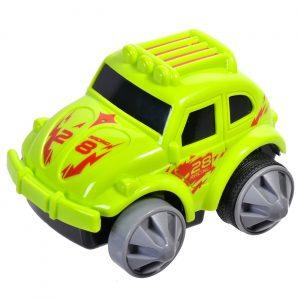 Zeleni plastični automobilčić - 9 cm