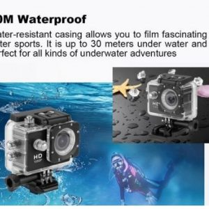 akciona vodootporna kamera 3