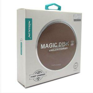 Bezicni punjac NILLKIN (Wi-Fi) magic disk III braon 3