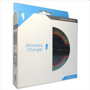 Bezicni punjac (WiFi) QI Standard crni 3