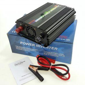 Invertor pretvarač sa 12V na 220V 3000W_1
