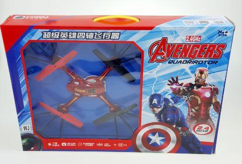 Avengers QUADCOPTER EXPLORERS DRON Kvadrokopter_1
