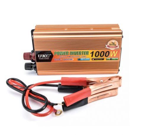 Invertor pretvarač sa 12V na 220V 1000W 1