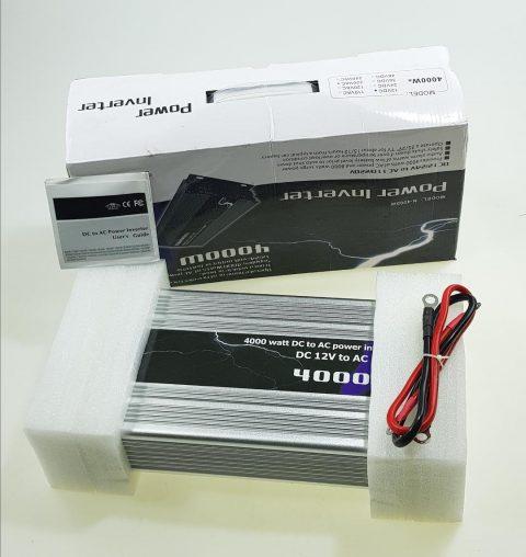 Invertor pretvarač sa 12V na 220V 4000W_6
