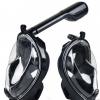 Maska za ronjenje za GoPro L-XL CRNA 2