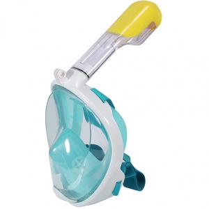 Maska za ronjenje za GoPro L-XL zelena