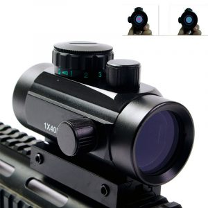 Red Green Dot Bushnell 1 x 40mm_1Red Green Dot Bushnell 1 x 40mm_1