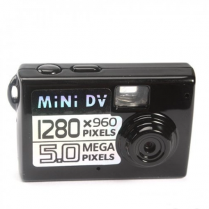 Spijunska Mini DV kamera 5mp- HD Video Recorder-5