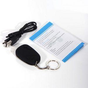 Spijunska kamera - Auto privezak za kljuceve-4