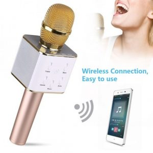 MIkrofon karaoke Q7