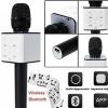 Mikrofon karaoke bluetooth Q7 6