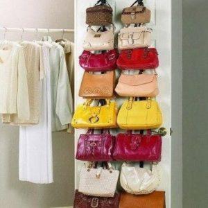 Podesivi organizer drzac torbi, sesira I ostalih sitnica