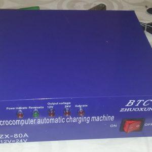 Punjac Akumulatora 12-24V80A BTC BRZO PUNJENJE Automatski 2